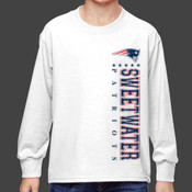 VERT - 4930B Fruit of the Loom Youth 5oz. 100% Heavy Cotton HD™ Long-Sleeve T-Shirt