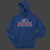 PO - 996Y Jerzees Youth 8oz. NuBlend® 50/50 Pullover Hood