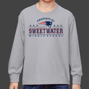 PO - 4930B Fruit of the Loom Youth 5oz. 100% Heavy Cotton HD™ Long-Sleeve T-Shirt
