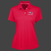 Patriot - DG200W Devon & Jones Pima-Tech™ Ladies' Jet Pique Polo